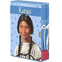 Kaya Boxed Set with Game (American Girl) Janet Shaw and Bill Farnsworth
