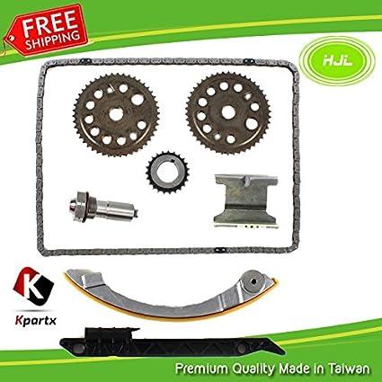Amazon.com: Timing Chain Kit For Vauxhall Astra Vectra VX220 Zafira Z22SE 2.2 16V: Automotive