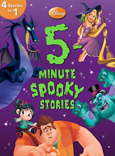 5-Minute Spooky Stories: 4 books in 1 (5-Minute -