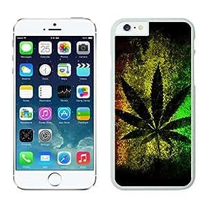 NEW DIY Unique Designed Case For Iphone 6 rasta masta iphone 6 White 4.7 TPU inch Phone Case 368
