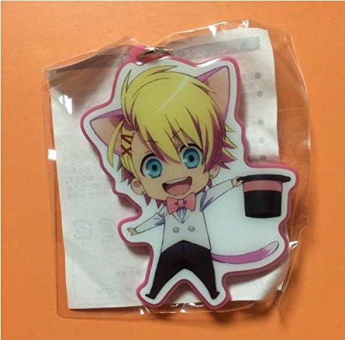 [Uta no Prince sama Namjatown limited goods acrylic key chain Kurusu Syo] (Group Of 3 Costume Ideas)