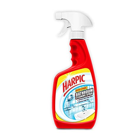 Harpic Extra Strong Bathroom Cleaning Spray 400 ml Amazonin
