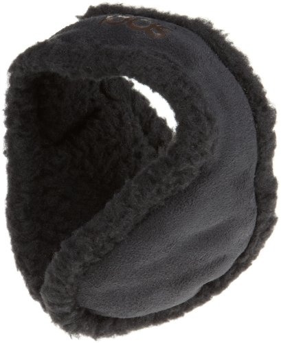180s Women's Metro Ear Warmers,Black,One Size