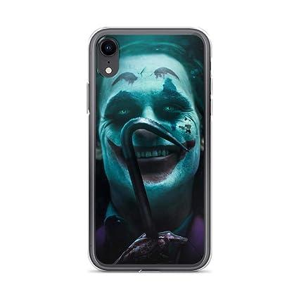 Amazon.com: iPhone XR Pure Anti-Shock Case The Killer Joker ...