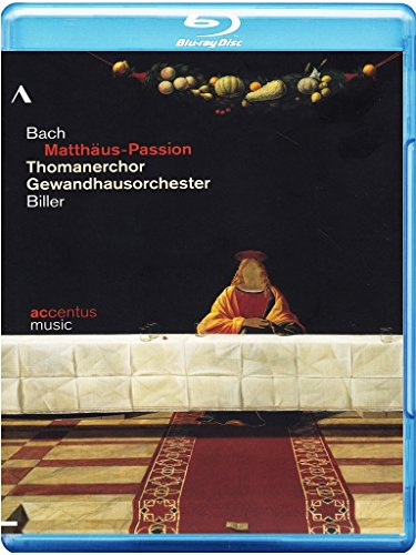 Leipzig Gewandhaus Orchestra - Matthaus-Passion (Blu-ray)