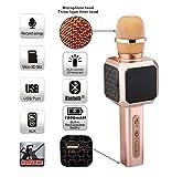 Wireless Karaoke Microphone Singing Machine