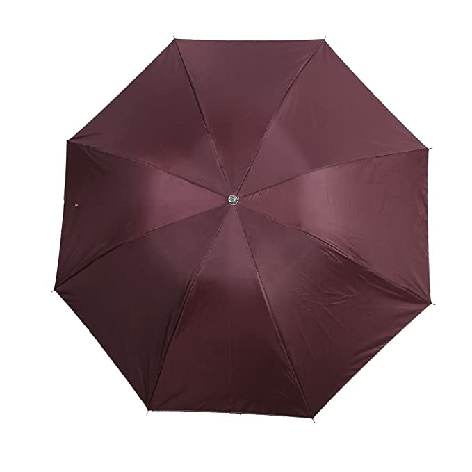 Amazon.com: eDealMax Al aire Libre a prueba de Viento Cortina de Sun Lluvia plegable Paraguas Rojo Regalo: Home & Kitchen