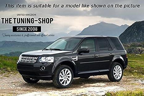 2006-2014 Funda Palanca Cambio Costuras Beige Land Rover Freelander II Auto