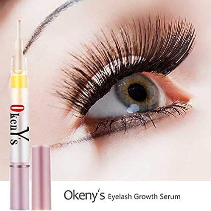 ef8ce1f3313 Okeny'S Eyelash Growth Eye Serum 7 Day Eyelash Enhancer Longer Fuller  Thicker Lashes Eyelashes And Eyebrows Enhancer Eye Care: Amazon.in: Health &  Personal ...