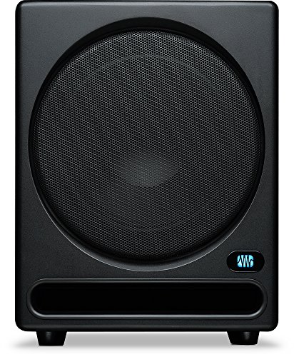 - PreSonus Temblor T10 | 10in Active Studio Subwoofer