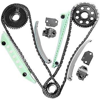 Amazon com: Evergreen TK6046R Timing Chain Kit: Automotive