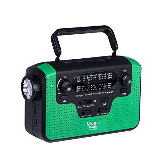Wireless Garden Speaker With Light in US - 9