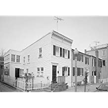 Historic Photo   1238 Thirty-Fourth Street, Northwest (House), Washington, District of Columbia, DC 3 Photograph 12in x 08in