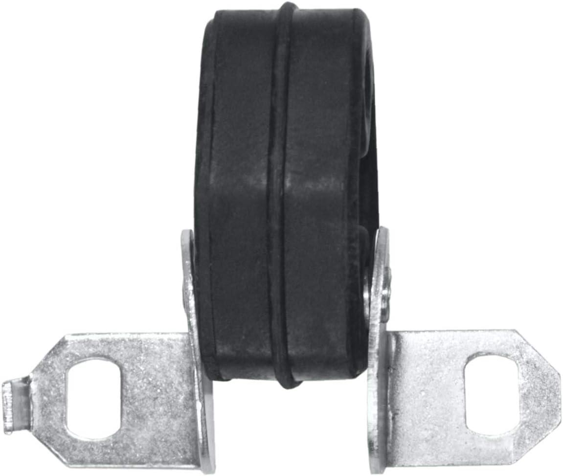Auspuff-Endtopf Schalld/ämpferset Mitteltopf Montagesatz