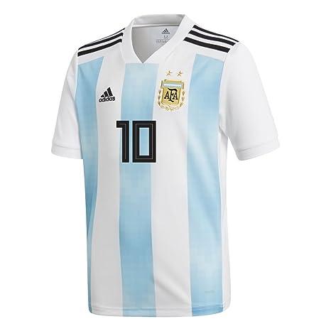 encanto de costo bajo costo 100% de garantía de satisfacción adidas Argentina Home Messi 10 - Camiseta para niños (2018, 2019 ...