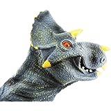 Dinosaur Hand Puppet - Triceratops