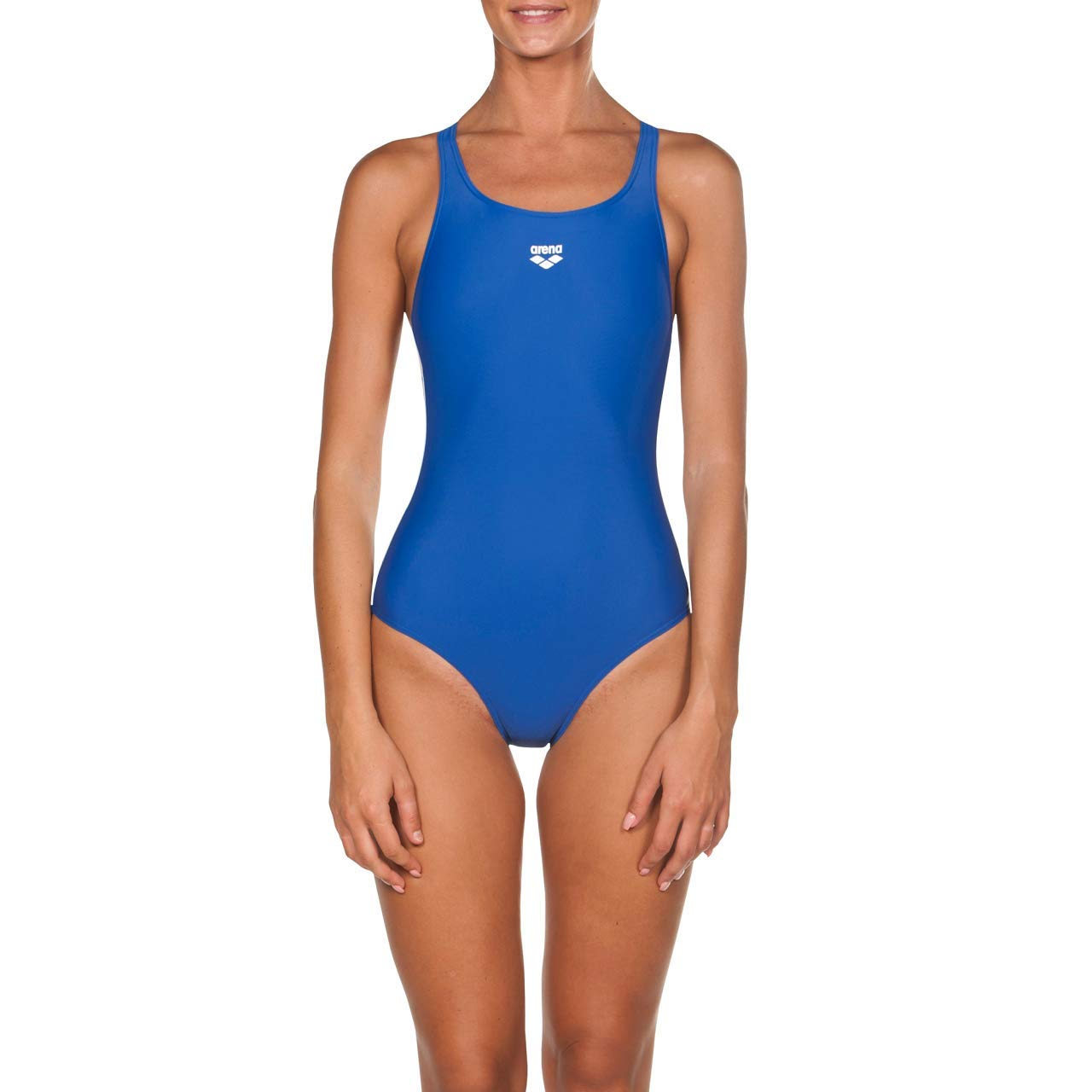 Costume Sportivo Donna ARENA W Team Fit Racer Back One Piece