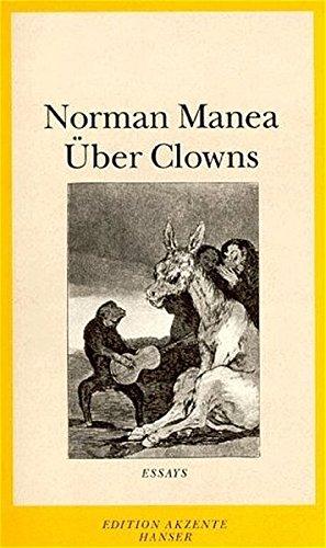 Über Clowns: Essays
