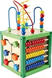 Small Foot 5886 Spring Motor Skills Trainer Cube