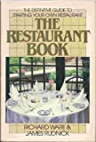 The Restaurant Book, Richard Ware and James Rudnick, 0816012482