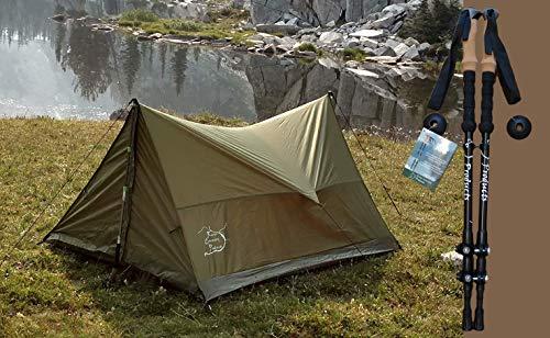 Trekking-Pole-Backpacking-Tent-Combo-Pack-Includes-Aluminum-Trekking-Poles-Ultralight-Backpacking-Tent-and-Ultralight-Aluminum-Tent-Stakes