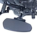 Aeromach (CI-2020) 2015 and Up Indian Scout & Scout Sixty 60 Rider Floorboards Powder Coated Matte Black - CNC Billet Aluminum MADE IN THE USA - Motorcycle Chopper Bobber