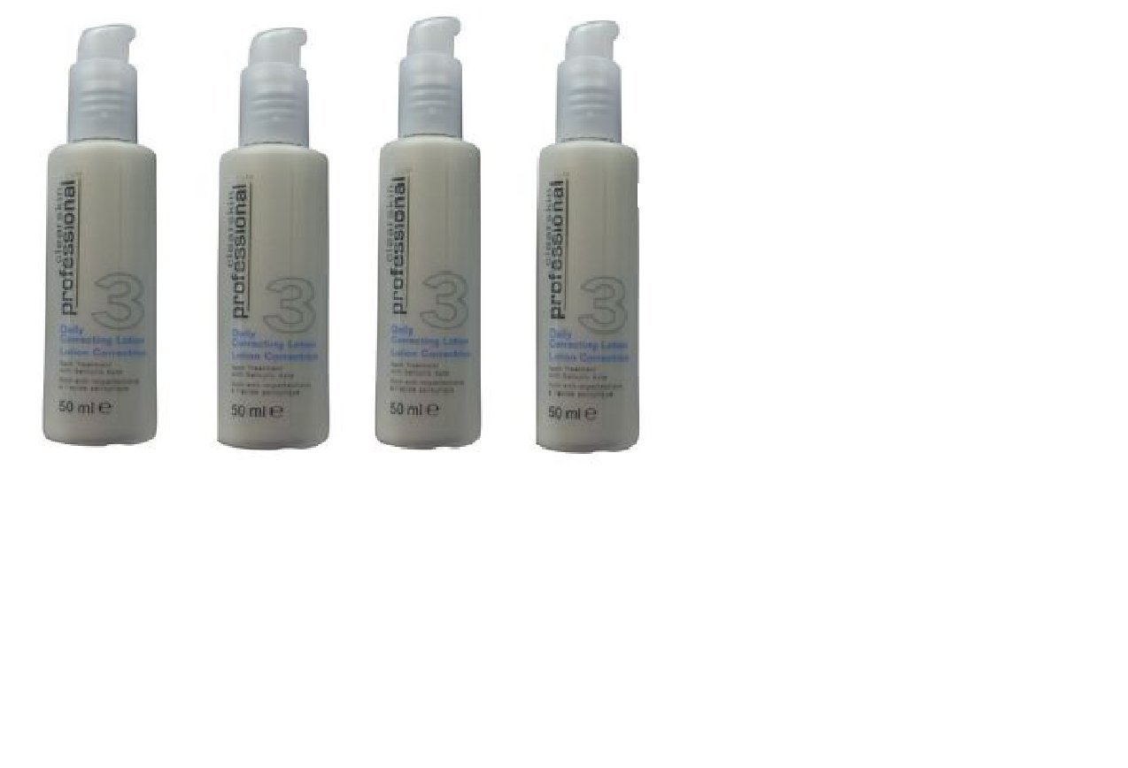 avon clearskin professional daily correcting lotion Lot of 4