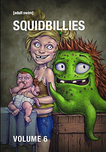 Squidbillies Season 6 Dvd