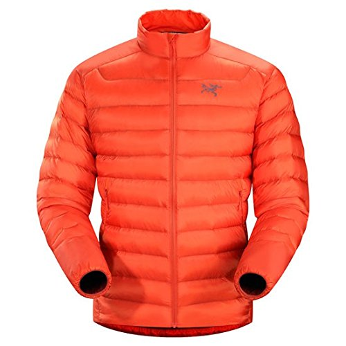 Arc'teryx Cerium LT Down Jacket - Men's Chipotle Large
