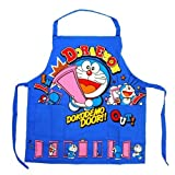 "Doraemon ""anywhere door"" Kids apron (110cm) ™ kitchen miscellaneous goods mail order for the animated characters children ™"