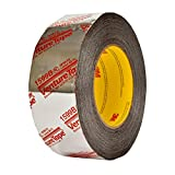 3M Venture Tape UL181B-FX Polypropylene Duct Tape 1599B Silver, 48 mm x 109.7 m 3 mil (Pack of 24)