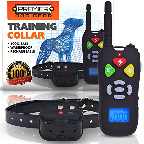 Premier Training Collar Remote RANGE