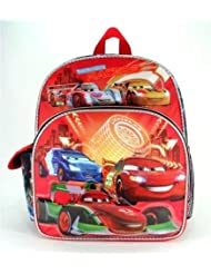 Disney Cars - 12 Backackpack - Neon