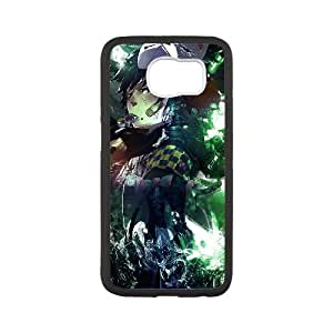 Blue Exorcist Samsung Galaxy S6 Cell Phone Case White MSU7214229