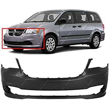 Rear Bumper Cover Replacement New CH1100219V