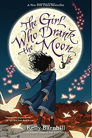 book cover of The Girl Who Drank the Moon