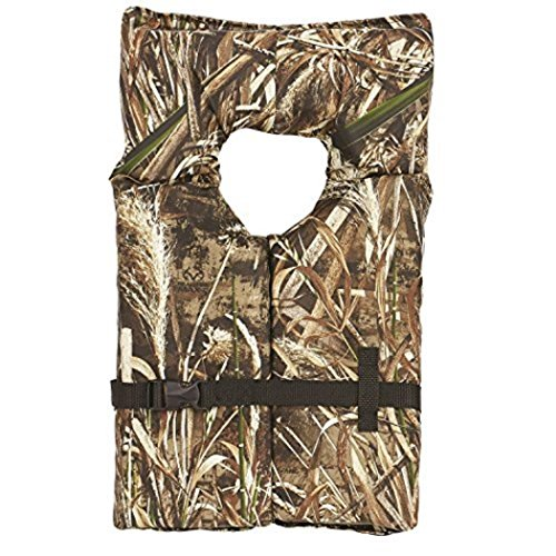 Absolute Outdoor ONYX Adult Universal Type 2 USCG Approved Life Jacket (Jacket Camo Vest)