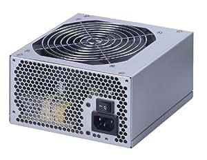 FSP/Fortron FSP350-60APN 85+ 350W ATX Gris unidad de - Fuente de alimentación (350 W, 180 - 264 V, 400 W, 47 - 63 Hz, +12V1,+12V2,+3.3V,+5V,12V,5Vsb, Activo)