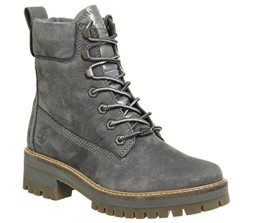 dark Grey Courmayeur Bottines Valley A1klv A1klv Adulte Bottes Mixte Timberland Gris Et Yboot Classiques Fpq7x4Pa