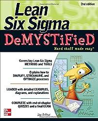 Lean Six Sigma Demystified: A Self-Teaching Guide