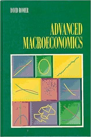 Advanced macroeconomics 1st first edition david romer amazon advanced macroeconomics 1st first edition david romer amazon books fandeluxe Images