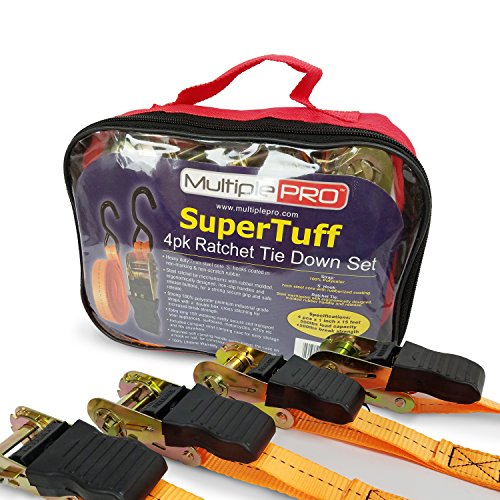 MultiplePRO SuperTuff Ratchet Tie Down product image