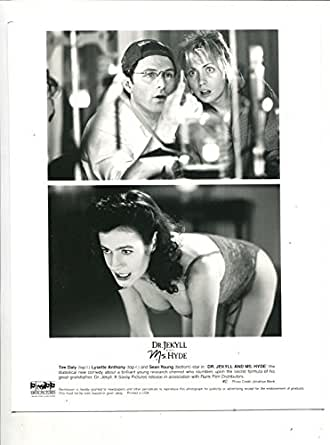 MOVIE PHOTO: DR. JEKYLL AND MS. HYDE-1995-8X10 PROMO STILL ...