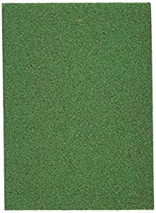 Uart Enterprises P1039-85 Eco Green Sand Block with Fine Grit, 3.75 by 2.75 by 1-Inch