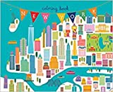AMMO Books New York Coloring Book: Mini Edition