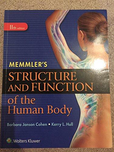 Memmler's Struc.+Func.Of... W/Access