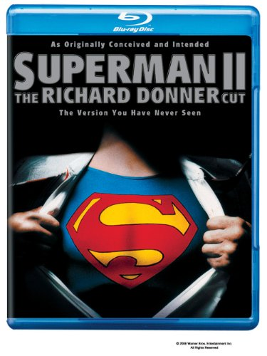 Superman II: The Richard Donner Cut [Blu-ray] [English-Dolby Digital 5.1]
