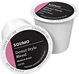 Amazon Brand - 100 Ct. Solimo Donut Style Blend