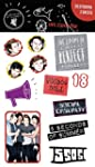 5 Seconds Of Summer Sticker Adhesive...