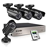 Best Security Camera Systems - ZOSI 8CH Security Camera System HD-TVI 1080N Video Review